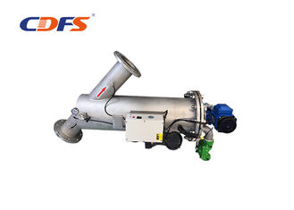 Industrial Irrigation Automatic Self Cleaning Filter For Nozzle Protection